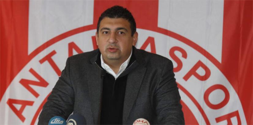 Öztürk: 'İtalya Süper Kupası Antalya'ya...'