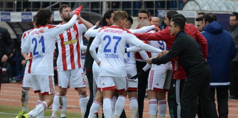 Medicana Sivasspor-Çaykur Rizespor: 2-1
