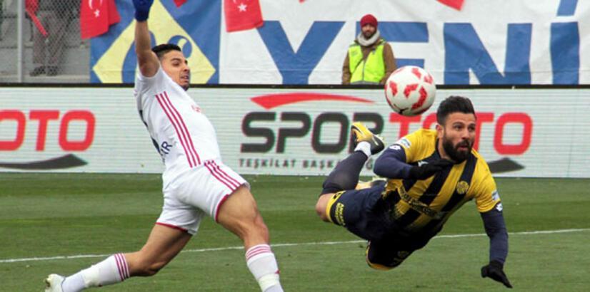 MKE Ankaragücü: 0 - Altınordu: 2