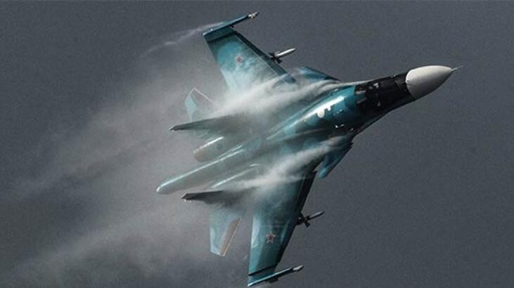 Rusya'dan İdlib'e saldırı: 8 ölü
