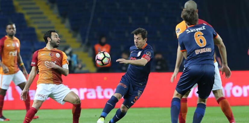 Medipol Başakşehir - Galatasaray maç sonucu: 4-0 (İşte maçın özeti)