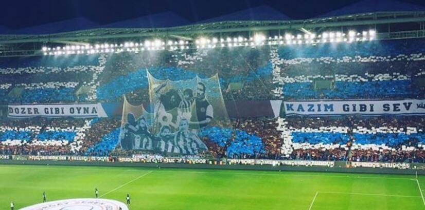 Trabzonspor'dan tarihi hasılat ve seyirci rekoru!