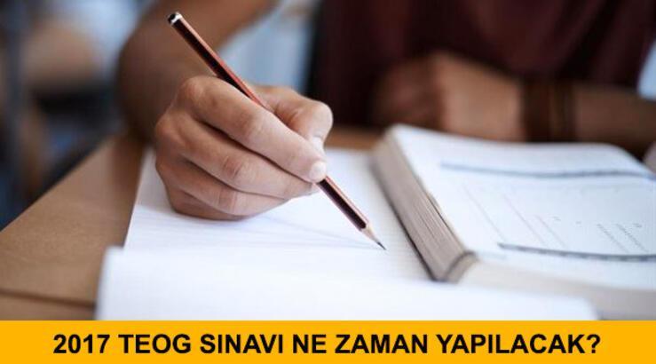 TEOG 2. dönem sınavı ne zaman yapılacak? Milli Eğitim Bakanlığı'nın takvimine göre...