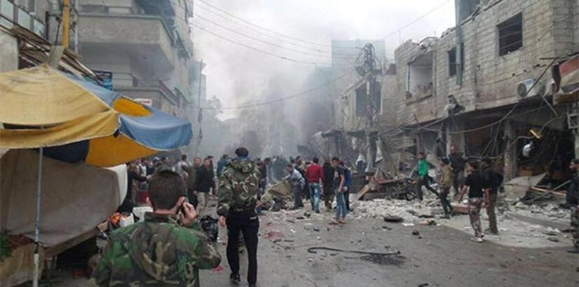 At least 87 died in ISIL attacks in Syria
