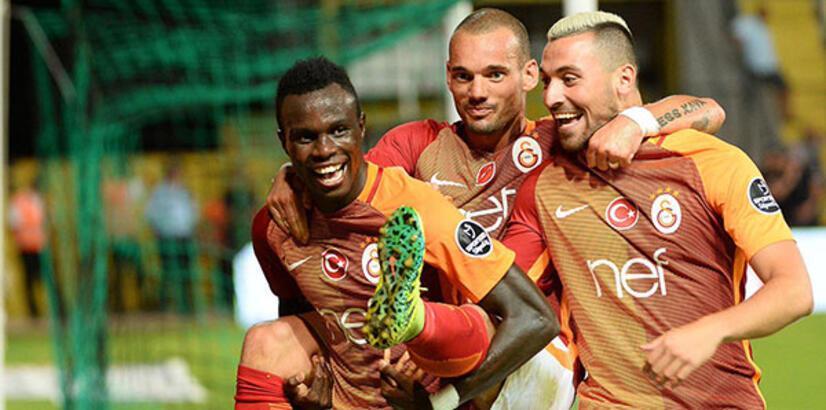 Galatasaray'da Bruma, Sneijder ve Carole satış listesinde