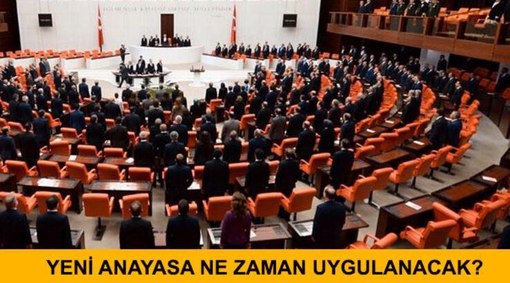 Anayasa değişikliği kabul edildi! Yeni anayasa ne getiriyor?