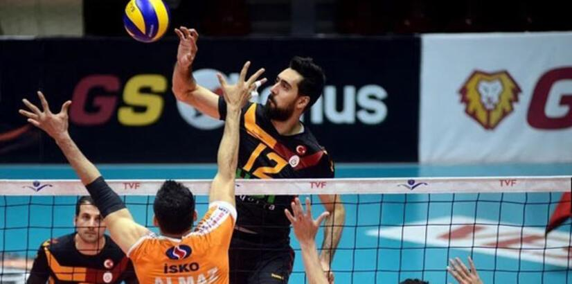 Galatasaray HDI Sigorta-İnegöl Belediyespor: 1-3