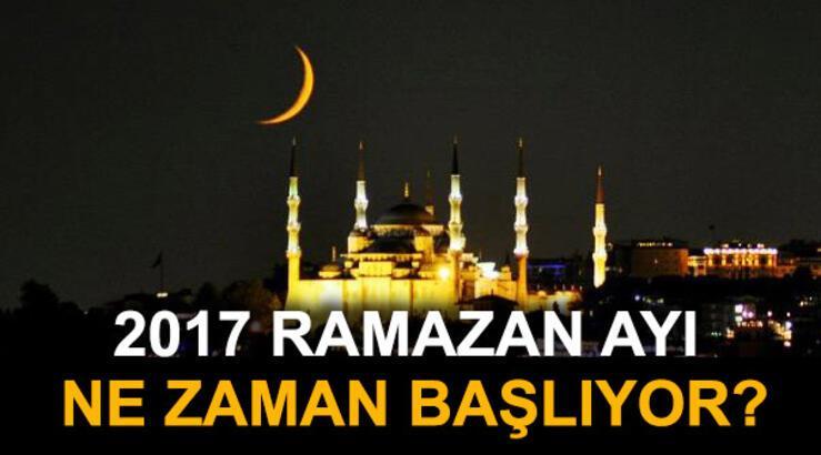 Ramazan ayı ne zamana denk geliyor? Bayram tatili kaç gün?