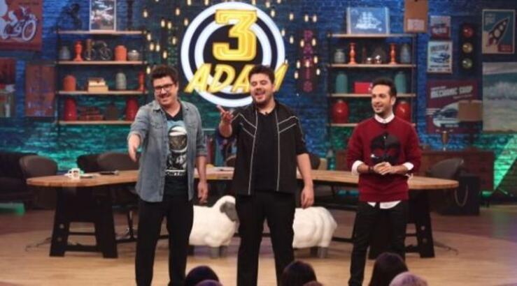 Üç Adam'ın bu haftaki konukları kimler?