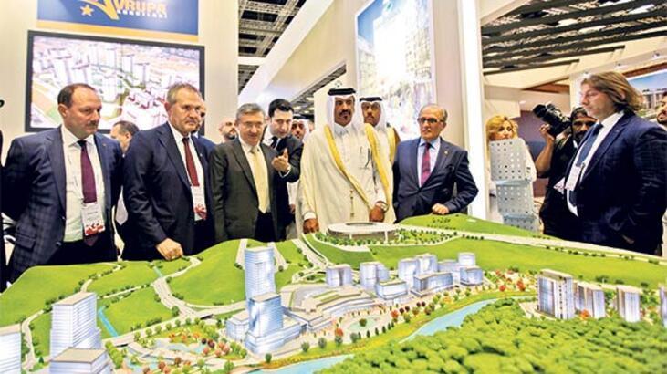 Katar'da Türk şovu!