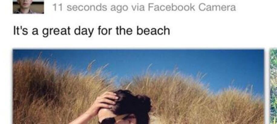Facebook Camera ve Instagram: Ne kadar farklı