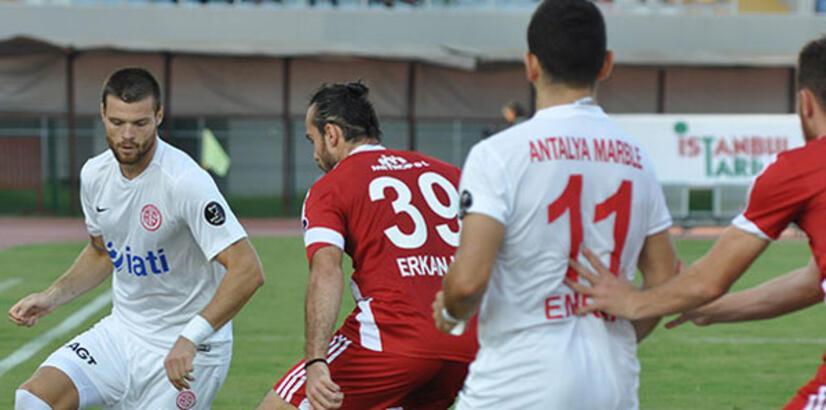 Medicana Sivasspor ile Antalyaspor 16. randevuda