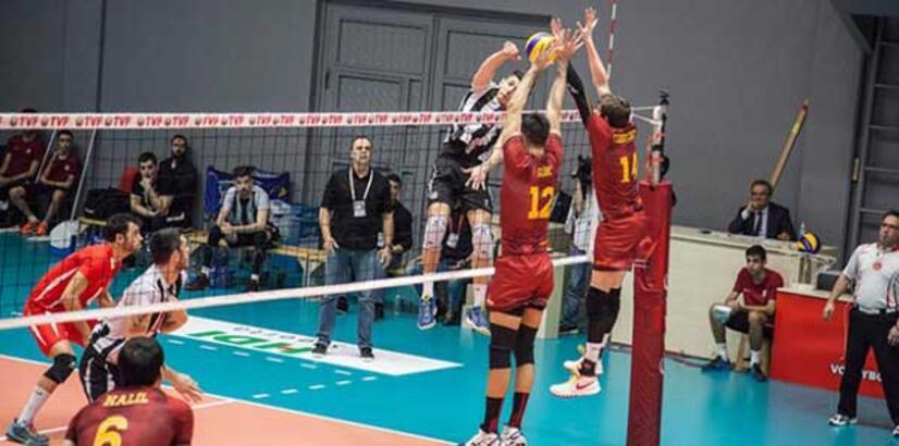 Galatasaray HDI Sigorta-Beşiktaş: 3-1