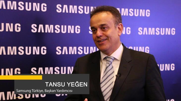 Samsung Türkiye Başkan Yardımcısı Tansu Yeğen twitter hesabını kapattı!
