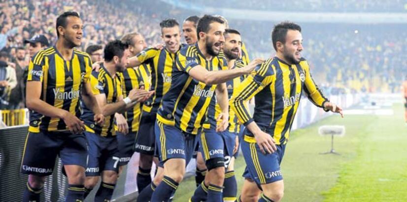 Fenerbahçe besiegt Beşiktaş 2:0