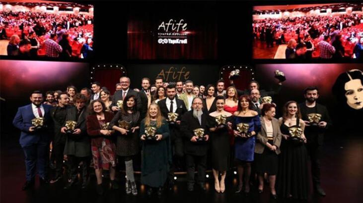 21. Yapı Kredi Afife Tiyatro Ödülleri sahiplerini buldu