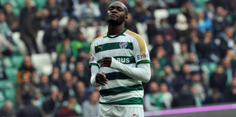 Bursaspor, Sow'un ücretini açıkladı