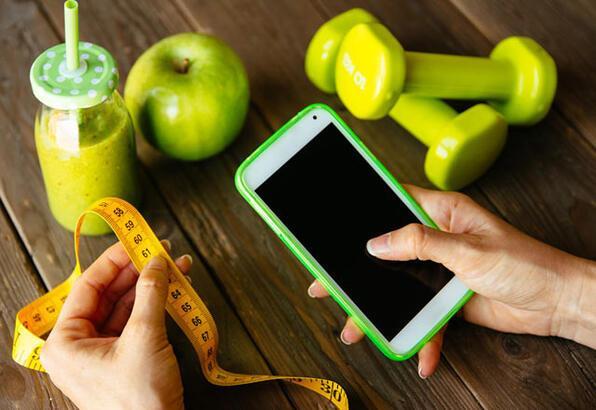 Kadınlar mobil diyetisyenleri daha çok sevdi