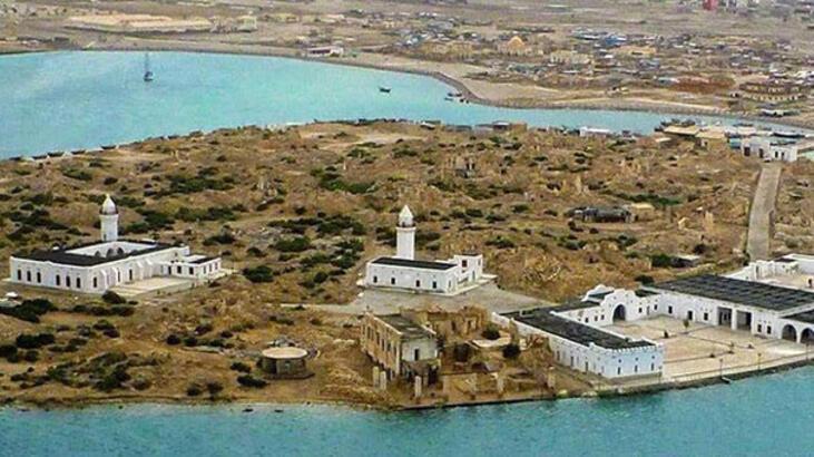 TİKA, Sevakin Adası'nda çalışmalara başladı