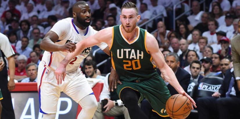 Clippers'ı 7. maçta yenen Utah Jazz, konferans yarı finaline yükseldi
