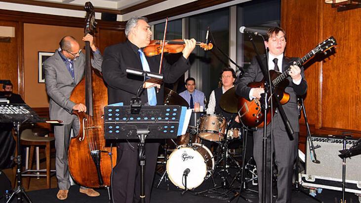 Gypsy müziğinin efsane ismi İstanbul'daydı!