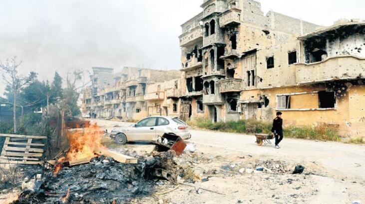 IŞiD'in B planı Libya
