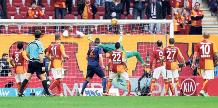 Galatasaray konnte gerade noch ein Unentschieden herausholen