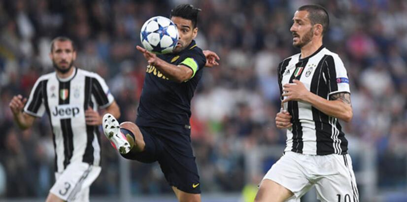 Juventus - Monaco: 2-1 (İşte maçın özeti)