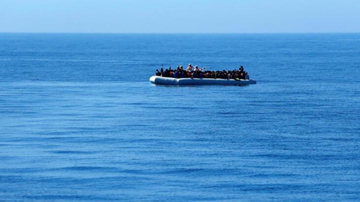 Son dakika... Akdeniz'de facia! Yüzlerce göçmen yaşamını yitirdi