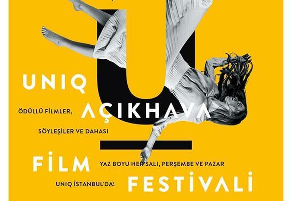 Sinemaseverlere müjde gibi Açıkhava Film Festivali