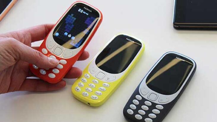 Nokia 3310'un Avrupa'da satışa çıkacağı tarih açıklandı