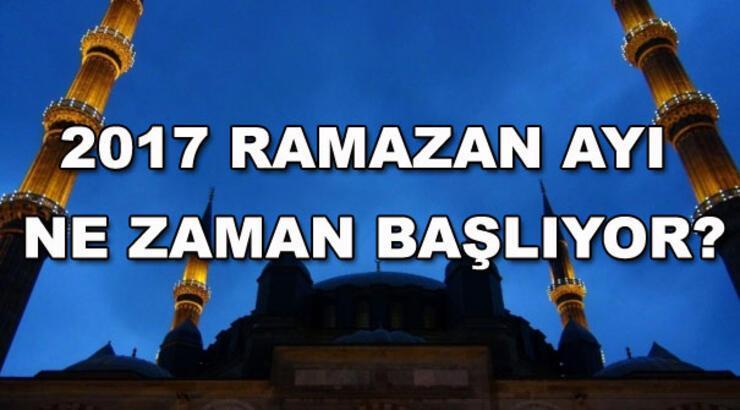 Ramazan ayına kaç gün kaldı? (Ramazan Bayramı tatili ne zaman?)