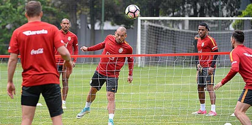 Galatasaray'ın Gaziantep kadrosu belli oldu! Hakan Balta da yok...