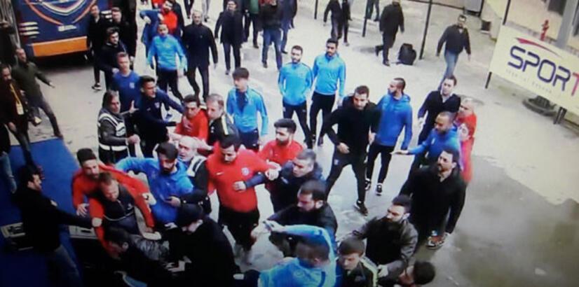 Başakşehir'de kadro dışı bırakılan futbolculara af çıktı!