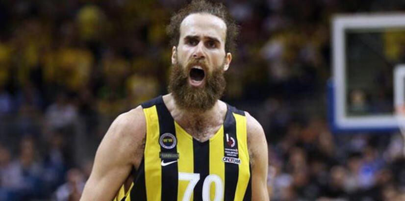 Fenerbahçeli Datome: 'Final-Four'a kaldık diye tatmin olacak değiliz'