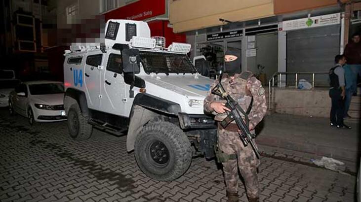 Sultangazi'de bir kişinin öldüğü olayla ilgili  yabancı uyruklu 116 kişi gözaltına alındı