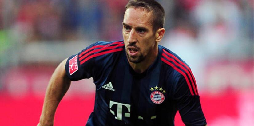Franck Ribery, Bayern Münih'te kalmak istiyor