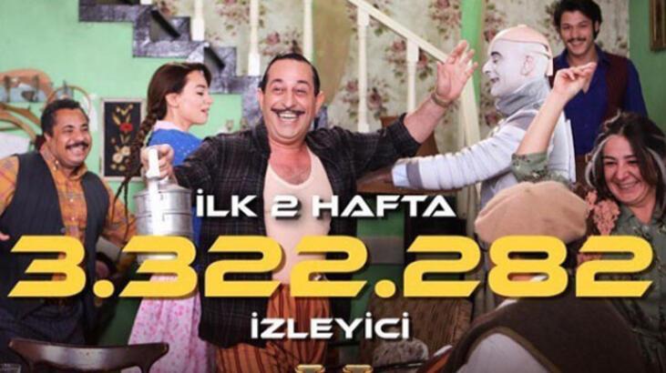 3 milyon sevinci!