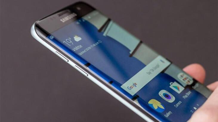 """Galaxy S7 Edge'e """"Yılın Ekranı"""" ödülü verildi"""