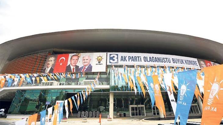 'Cumhurbaşkanlığı forslu' kongre