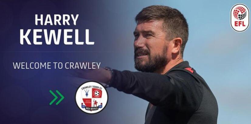 Harry Kewell, 2. Lig takımının başına geçti