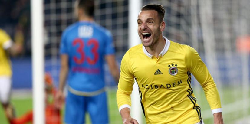 Fenerbahçe - Göztepe: 2-1 (İşte maçın özeti)
