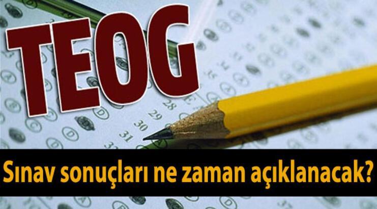 TEOG sınav sonuçlarının açıklanacağı tarih belli oldu mu? (TEOG puan hesaplama)