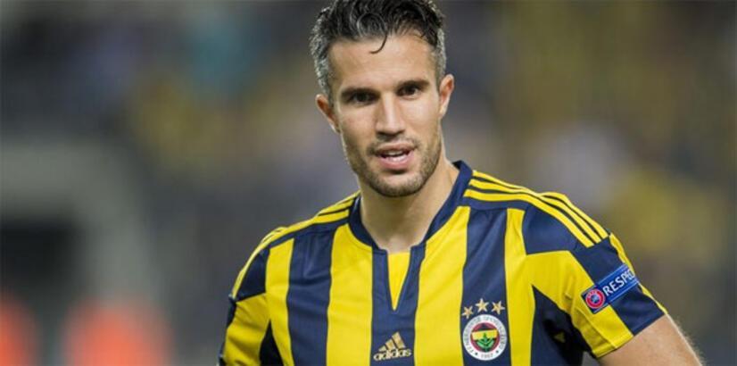 Fenerbahçe, Van Persie'nin sözleşmesini feshetti!