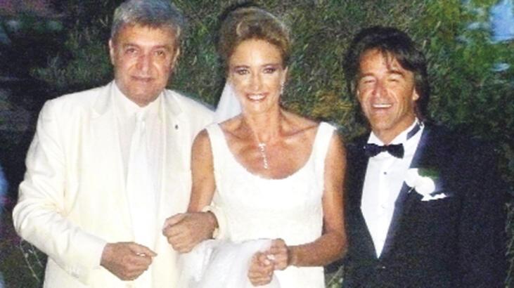 Çağla Kubat evlendi