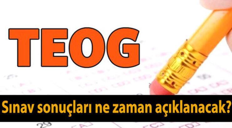TEOG sınav sonuçları açıklanıyor! - MEB'den TEOG sonuç açıklaması