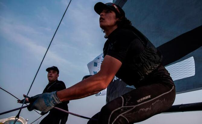 Extreme Sailing Series sponsoru Palmarina oldu