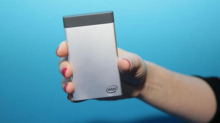 Intel kredi kartı boyutundaki bilgisayarını detaylandırdı