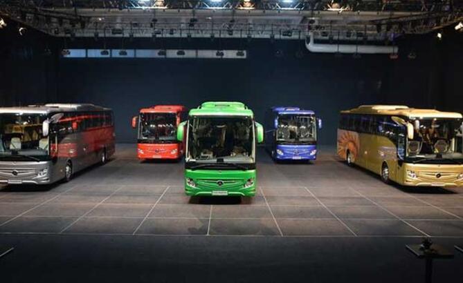 Mercedes-Benz Türk, Tourismo'yu 30 milyon euroya baştan yarattı