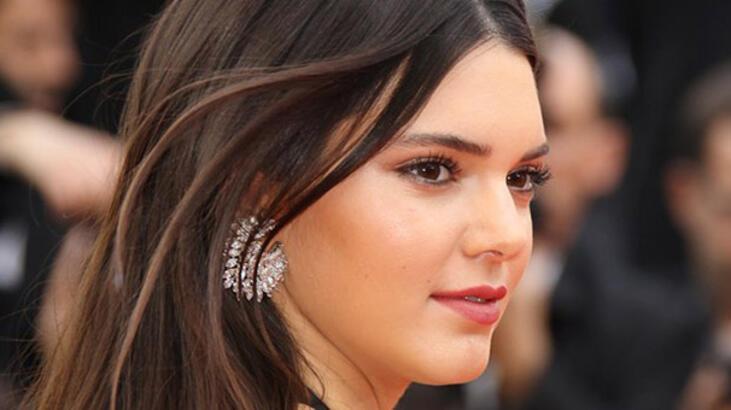 Kendall Jenner marka yüzü oldu